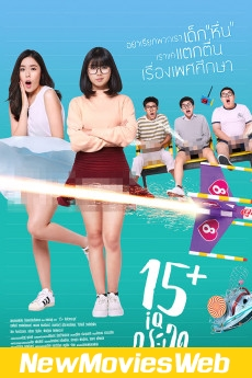 15+ Coming of Age-Poster new action movies
