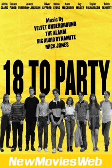18 to Party-Poster new english movies