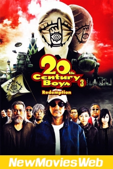 20th Century Boys 3 Redemption-Poster 2021 new movies