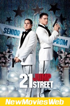 21 Jump Street-Poster new movies to stream