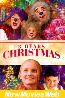 3 Bears Christmas-Poster best new movies