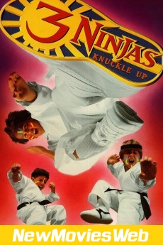 3 Ninjas Knuckle Up-Poster new movies in theaters