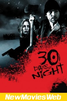 30 Days of Night-Poster new movies in theaters