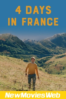 4 Days in France-Poster new release movies