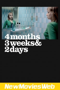 4 Months, 3 Weeks and 2 Days-Poster new movies online