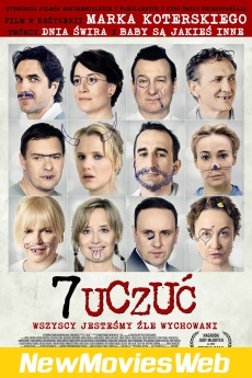 7 Emotions-Poster new english movies