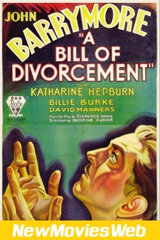 A Bill of Divorcement-Poster new scary movies