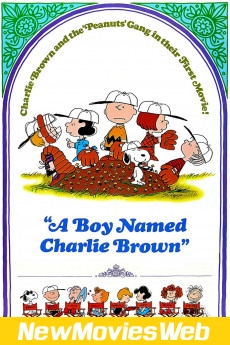 A Boy Named Charlie Brown-Poster new english movies