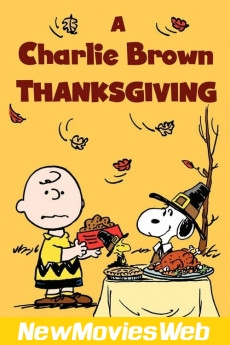 A Charlie Brown Thanksgiving-Poster new movies 2021