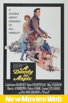 A Dandy in Aspic-Poster new movies to stream