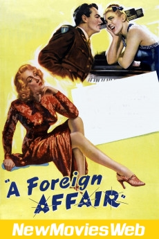 A Foreign Affair-Poster new movies to watch