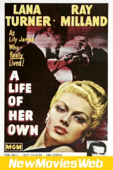 A Life of Her Own-Poster new movies on dvd