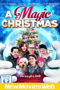 A Magic Christmas-Poster new action movies