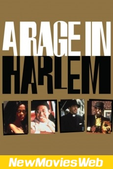 A Rage in Harlem-Poster new movies on demand