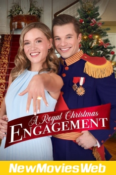 A Royal Christmas Engagement-Poster free new movies online