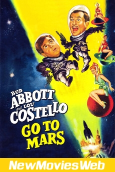 Abbott and Costello Go to Mars-Poster new netflix movies