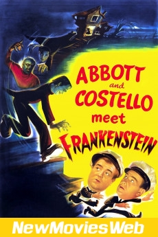 Abbott and Costello Meet Frankenstein-Poster new movies out