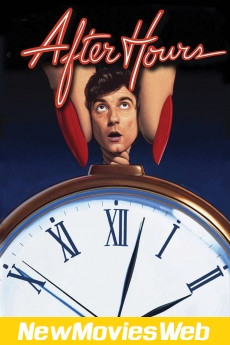 After Hours-Poster new release movies