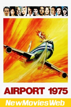 Airport 1975-Poster new horror movies