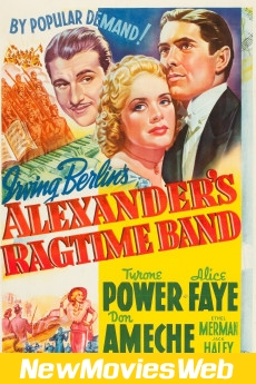 Alexander's Ragtime Band-Poster new movies out