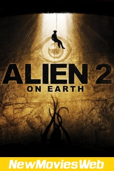 Alien 2 On Earth-Poster new horror movies