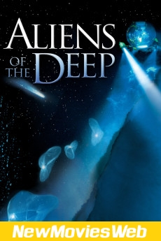 Aliens of the Deep-Poster new hollywood movies 2021
