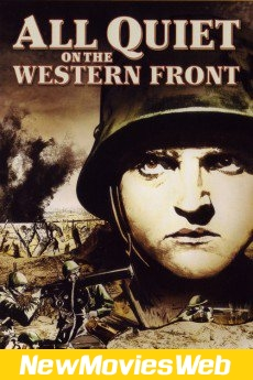 All Quiet on the Western Front-Poster new movies out