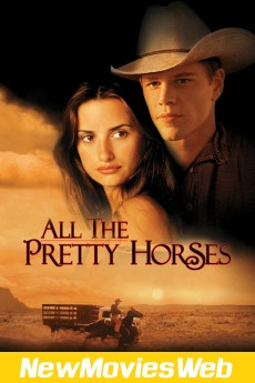All the Pretty Horses-Poster new action movies