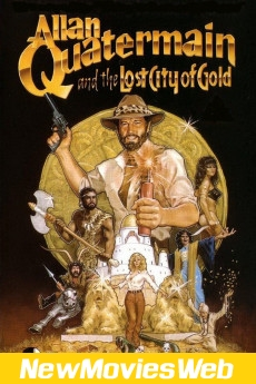 Allan Quatermain and the Lost City of Gold-Poster new movies coming out