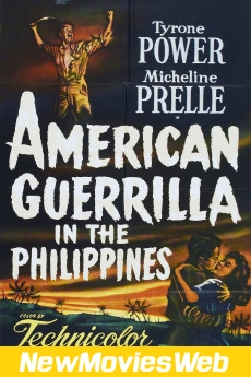 American Guerrilla in the Philippines-Poster new movies on demand
