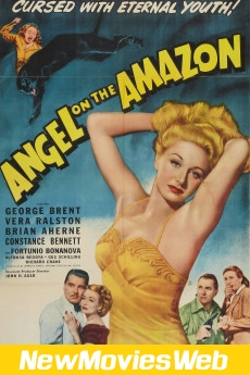 Angel on the Amazon-Poster new movies online
