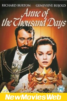 Anne of the Thousand Days-Poster best new movies