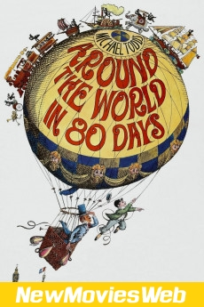 Around the World in 80 Days-Poster new scary movies