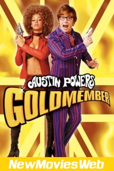 Austin Powers in Goldmember-Poster new release movies