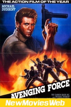 Avenging Force-Poster new movies