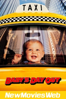 Baby's Day Out-Poster new comedy movies