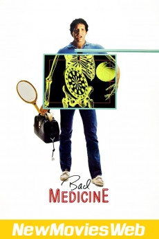 Bad Medicine-Poster new action movies