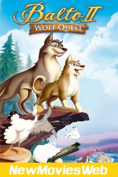 Balto Wolf Quest-Poster new movies coming out