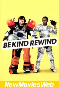 Be Kind Rewind-Poster new horror movies