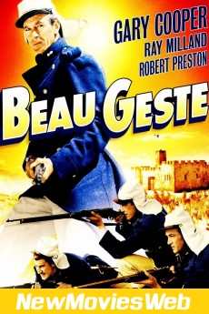 Beau Geste-Poster new movies on demand