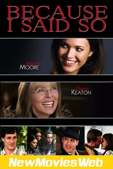Because I Said So-Poster new netflix movies