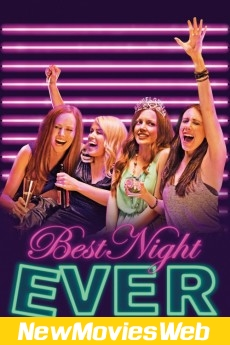 Best Night Ever-Poster 2021 new movies