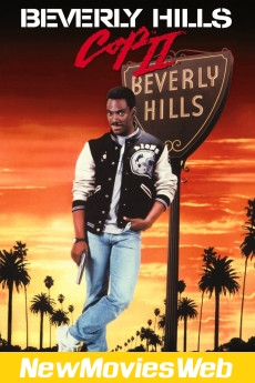 Beverly Hills Cop II-Poster new comedy movies
