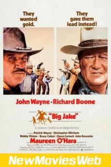 Big Jake-Poster new release movies