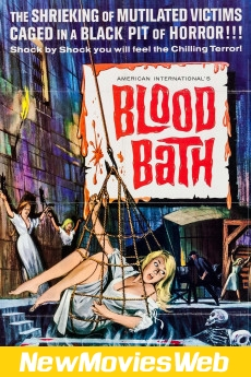 Blood Bath-Poster new movies to watch
