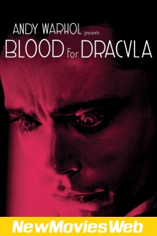 Blood for Dracula-Poster new animated movies