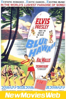Blue Hawaii-Poster new movies in theaters