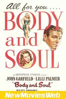Body and Soul-Poster new hollywood movies