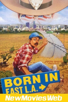 Born in East L.A.-Poster new movies