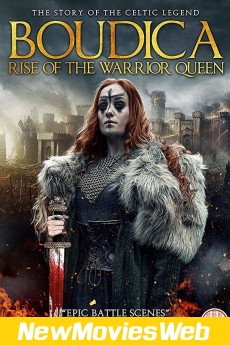 Boudica Rise of the Warrior Queen-Poster 2021 new movies